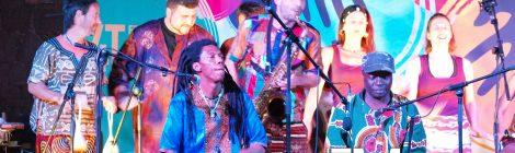 Tallers: Dansa i percussió africana