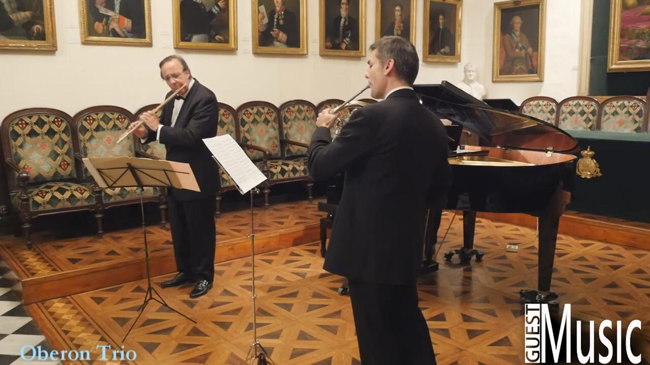 Oberon Trio - Guest Music