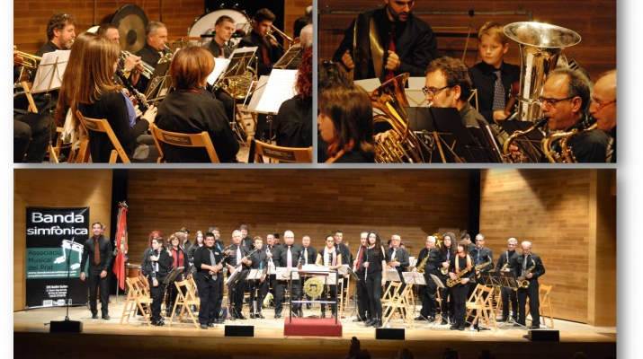 Concert de reis de l'Associació Musical del Prat