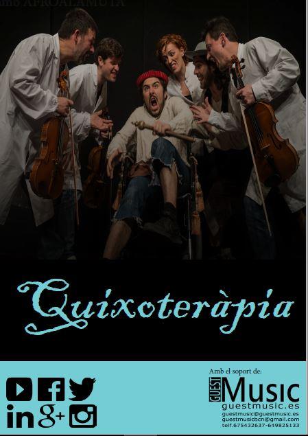 Quixoteràpia - Guest Music