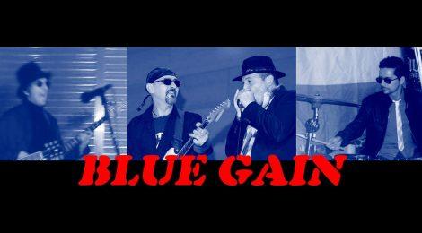 Música en viu: Blue Gain a El Paraigua