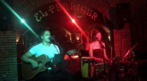 Música en viu: Kaleo Latin Groove a El Paraigua