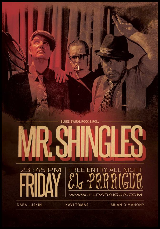 Mr. Shingles - El Paraigua - Guest Music