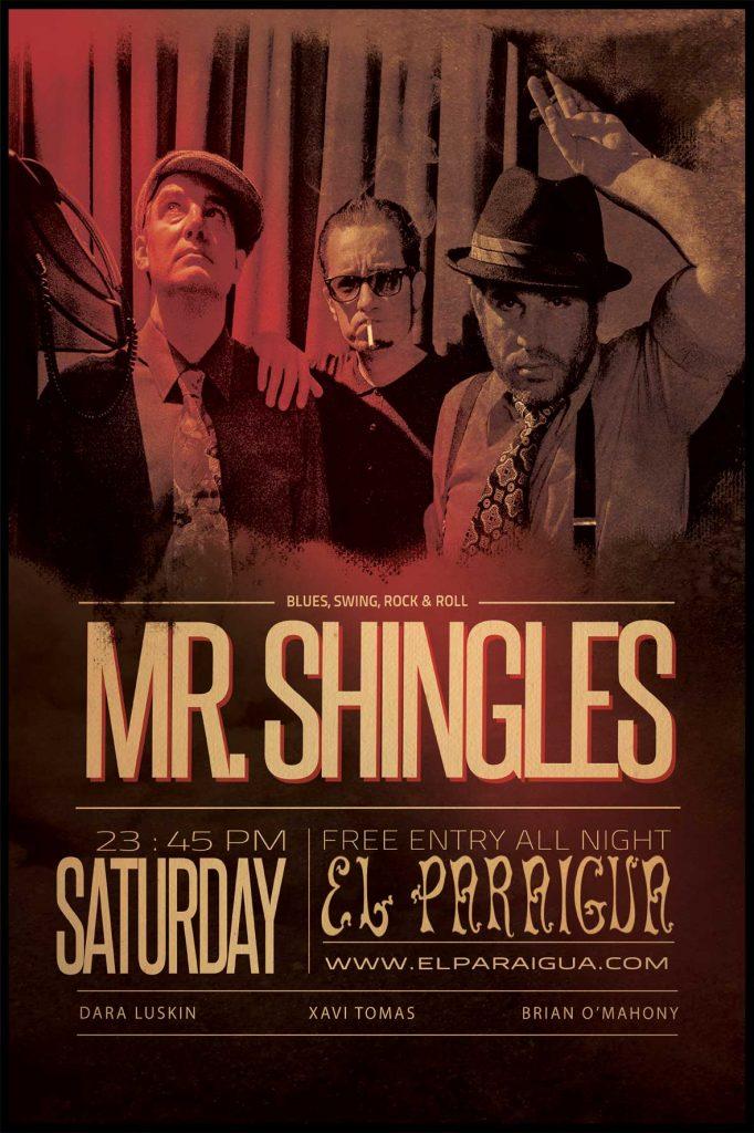 Mr. Shingles - El Paraigua - Guest Music