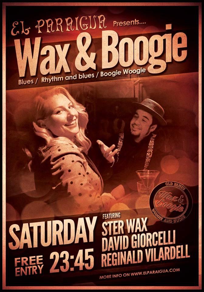 Wax & Boogie - El Paraigua - Guest Music