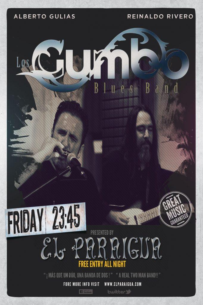 Los Gumbo - Guest Music - El Paraigua