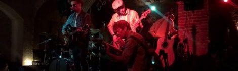Música en directo: Malacara & Wilson Band en El Paraigua