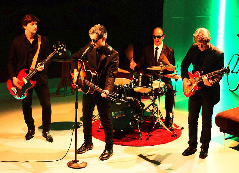 Malacara & Wilson Band - Guest Music