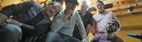 Música en viu: Deseisaocho a El Paraigua