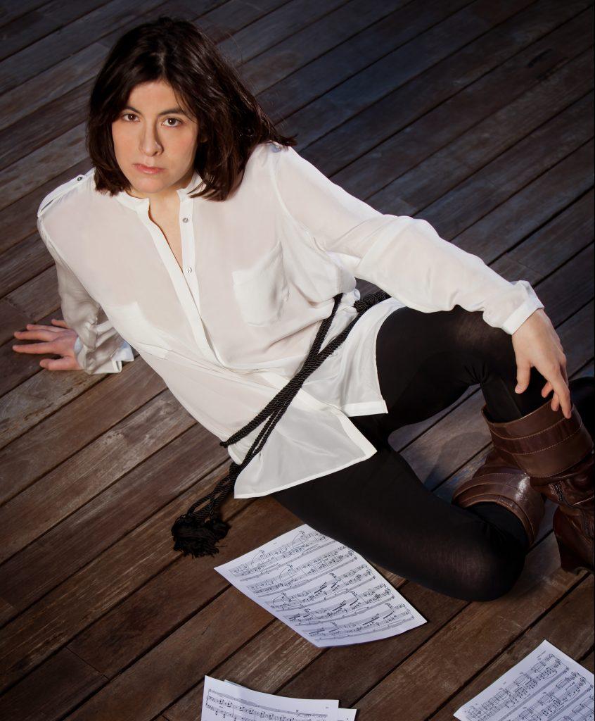 Carlota Ruiz - Guest Music