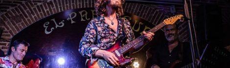 Música en directo: James White Experience en El Paraigua