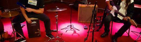 Música en directo: Los Gumbo en El Paraigua
