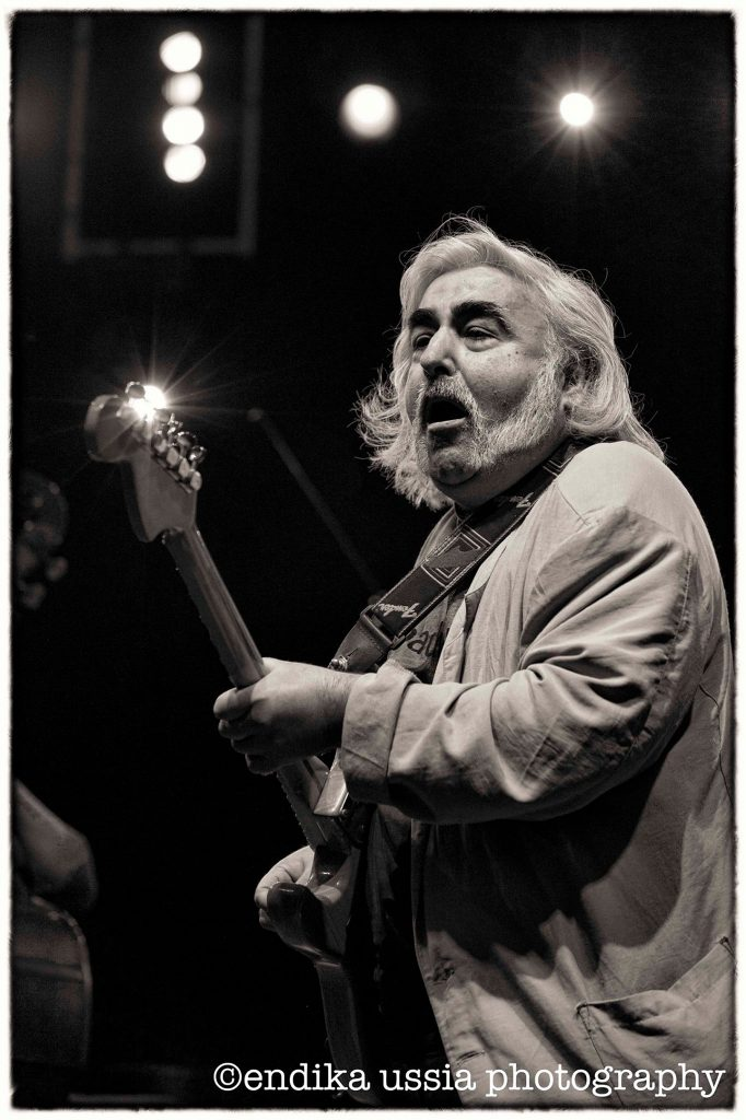 Predicador Ramírez Blues Band - El Paraigua - Guest Music