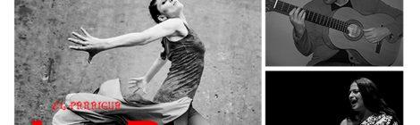 Flamenco: Ana Brenes en El Paraigua