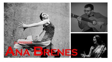 Flamenc: Ana Brenes a El Paraigua